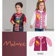 Camiseta Backyardigans Malwee 40188