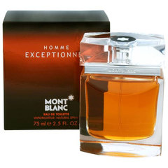 """Montblanc"" Homme Exceptionnel EDT"