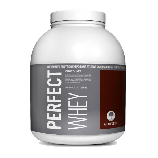 """Nature's Best"" Whey Protein Perfect - 2268g"