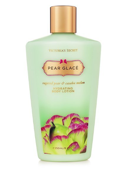 """Victoria's Secret"" Pear Glacé Hidratante - 250ml"