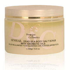 """Deep Sea Cosmetics"" Esfoliante - Body Scrub Sensual"