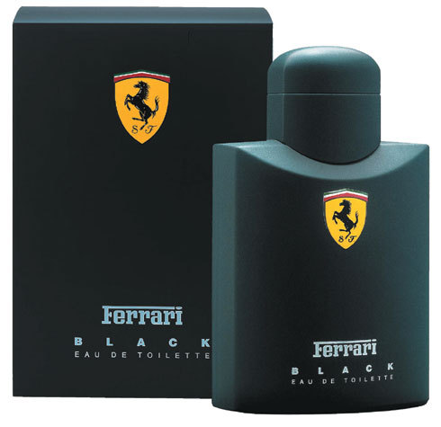 """Ferrari"" Black EDT"