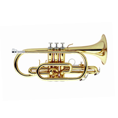 Cornet Sib WERIL laqueado sem estojo  (MOD. EC1072L0)